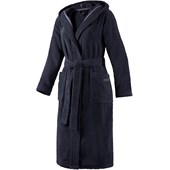 JOOP! - Women - Blue Bathrobe with Hood
