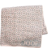 JOOP! - Purity Ornament - Serviette de douche Rose