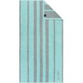 JOOP! - Purity Stripes - Mint Bath Towel