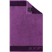 JOOP! - Spirit Doubleface - Gästetuch Lavender
