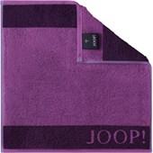 JOOP! - Spirit Doubleface - Seiflappen Lavender