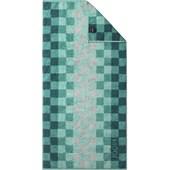 JOOP! - Vivid Squares - Handtuch Jade