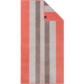 JOOP! - Vivid Stripes - Duschtuch Coral