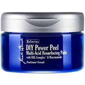 Jack Black - Facial care - DIY Power Peel Multi-Acid Resurfacing Pads