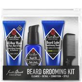 Jack Black - Cuidados ao barbear - Beard Grooming Kit