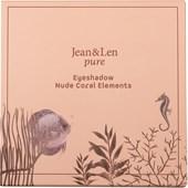 Jean & Len - Eyes - Nude Coral Elements Eyeshadow