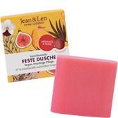Jean & Len - Duschpflege - Arganöl & Feige Feste Dusche