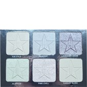 Jeffree Star Cosmetics - Highlighter - Platinum Ice Pro Palette