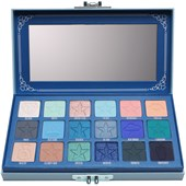 Jeffree Star Cosmetics - Lidschatten - Eyeshadow Palette Blue Fire