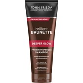 John Frieda - Brilliant Brunette - Deeper Glow Farvefordybende shampoo