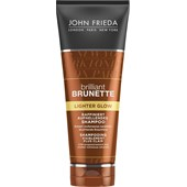 John Frieda - Brilliant Brunette - Lighter Glow Aufhellendes Shampoo