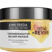 John Frieda - Rehab + Revive - Tiefenreparatur Balsam-Masque