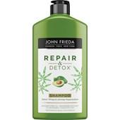 John Frieda - Repair & Detox - Shampoo