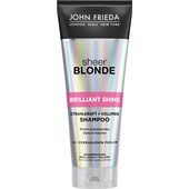 John Frieda - Sheer Blonde - Brilliant Shine Strahlkraft + Volumen Shampoo