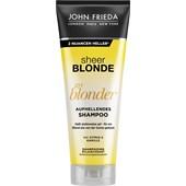John Frieda - Sheer Blonde - Go Blonder Lysnende shampoo