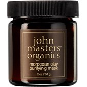 John Masters Organics - Blemished/Öily Skin - Moroccan Clay Purifying Mask