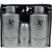 John Player Special - Silver - Presentset