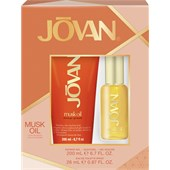 Jovan - Musk Oil - Gift Set