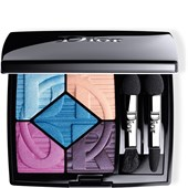 DIOR - Summer Look 2020 - limitierte Color Games Edition  Lidschatten 5 Couleurs