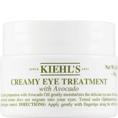 Kiehl's - Augenpflege - Creamy Eye Treatment with Avocado