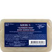 Kiehl's - Kropspleje - Ultimate Man Body Scrub Soap