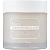 Klairs - Moisturizer - Fundamental Water Gel Cream