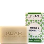 Klar Seifen - Shampoo & Conditioner - Festes Shampoo Kamille & Brennnessel