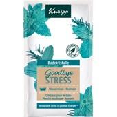 Kneipp - Badekristalle - Badekristalle Goodbye Stress