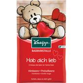 "Kneipp - Bath salts - Bath Crystals ""Hab dich lieb"" I love you"