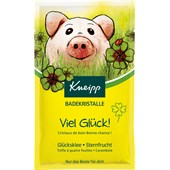 "Kneipp - Bath salts - Bath Crystals ""Viel Glück"" Good luck"