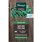 Kneipp - Badekristalle - Men Badekristalle Nature Feeling