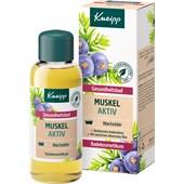"""Kneipp - Óleos para o banho - Banho saudável """"Músculos ativos"""""""