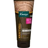 Kneipp - Duschpflege - 2 in 1 Shampoo Shower Gel Warm Woods