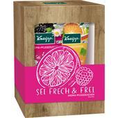 """Kneipp - Duschpflege - Coffret cadeau """"Sei Frech & Frei"""" Soyez frais et libre!"""