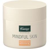 Kneipp - Gesichtspflege - Regenerierende Nachtcreme