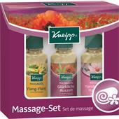 Kneipp - Haut- & Massageöle - Massage-Set