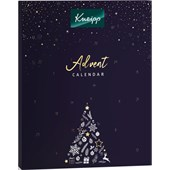Kneipp - Kropspleje - Advent calendars