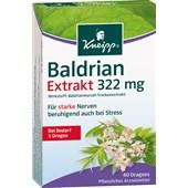 Kneipp - Nahrungsergänzung - Baldrian Extrakt