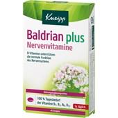 Kneipp - Nahrungsergänzung - Baldrian Plus Nervenvitamine