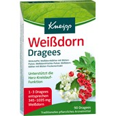 Kneipp - Nahrungsergänzung - Weißdorn Dragees