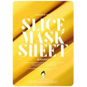 Kocostar - Masken - Banana Slice Mask Sheet