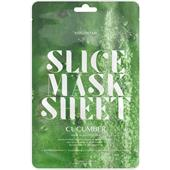 Kocostar - Masky - Cucumber Slice Mask Sheet
