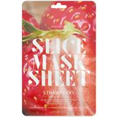 Kocostar - Masken - Strawberry Slice Mask Sheet
