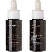 Korres - Anti-ageing - Black Pin 3D Sculpting Firming & Lifting Serum