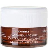 Korres - Anti-Aging - Castanea Arcadia Antiwrinkle & Firming Night Cream