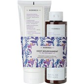 Korres - Hair care - Almond & Linseed Gift Set