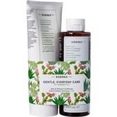 Korres - Haarpflege - Aloe & Dittany Geschenkset