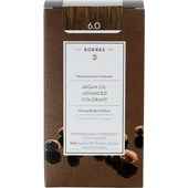 Korres - Haarpflege - Argan Oil  Permanent Hair Colorant