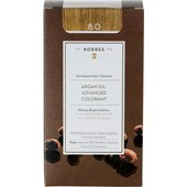 Korres - Hair care - Argan Oil  Permanent Hair Colorant