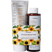 Korres - Hair care - Sunflower & Mountain Tea Gift Set